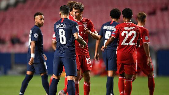 PSG-Rematch! Bayern erwartet
