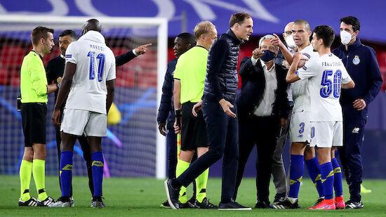 Trainer-Zoff! Tuchel beleidigt Porto-Bank