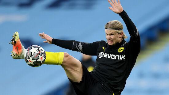 UEFA-Kritik wegen Haaland-Autogramm