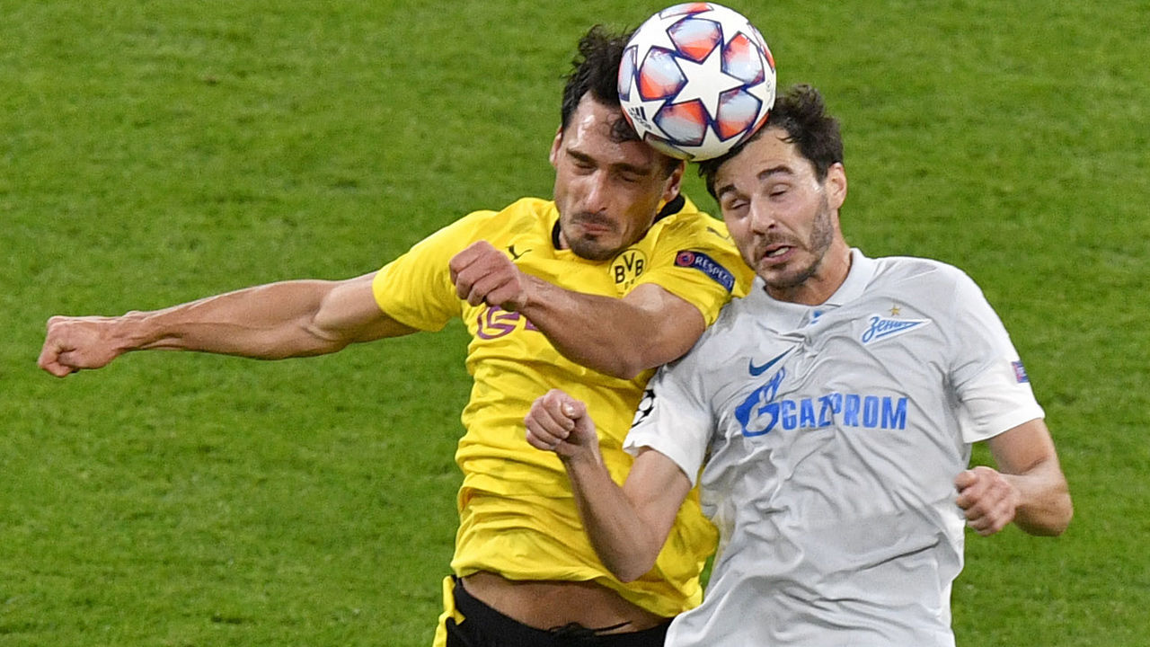 Sancho, Haaland late goals earn Dortmund 2-0 win over ...