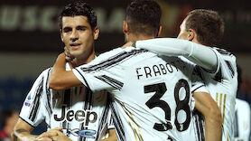 LIVE: Juventus in Kiew gefordert