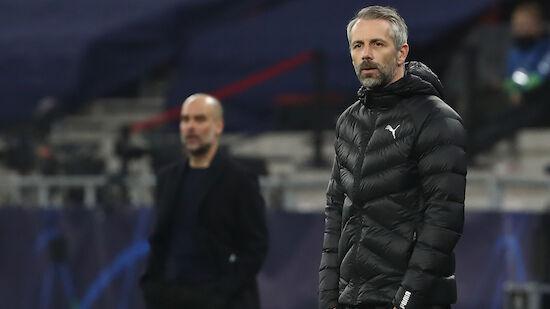 Gladbach gegen Man City erneut in Budapest