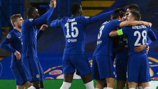 Chelsea gegen Atletico effizient und souverän