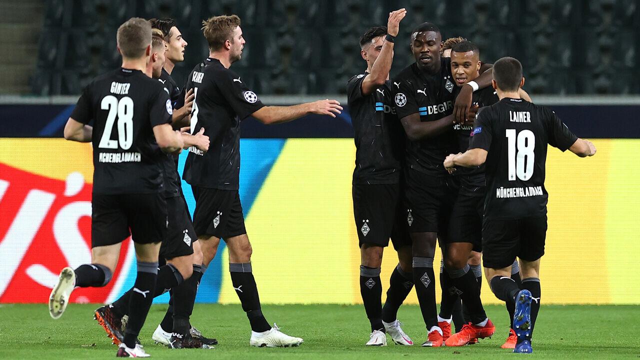 Champions League 2021 Gladbach