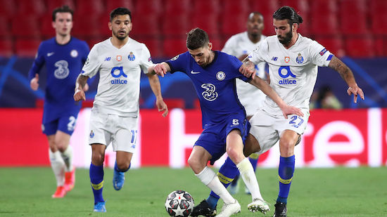 Chelsea trotz Pleite gegen Porto im Halbfinale