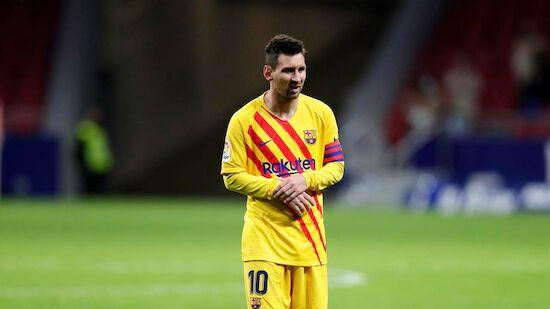 Barca reist ohne Superstar Messi zu Dynamo Kiev