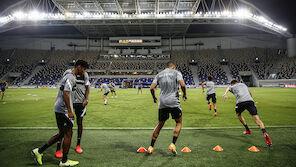 RBS in Tel Aviv: Ist es das wirklich wert, UEFA?