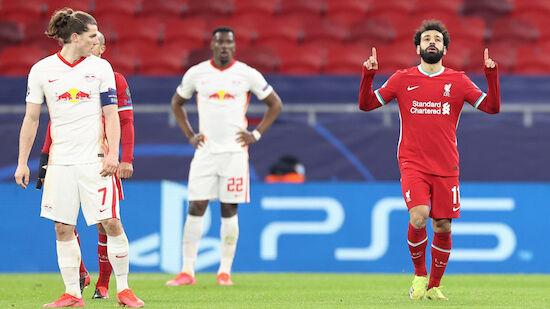 Liverpool zieht souverän ins CL-Viertelfinale ein