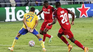 So siehst du RB Salzburg gegen Maccabi Tel Aviv