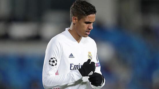 Vor Liverpool-Spiel: Corona-Alarm bei Real Madrid