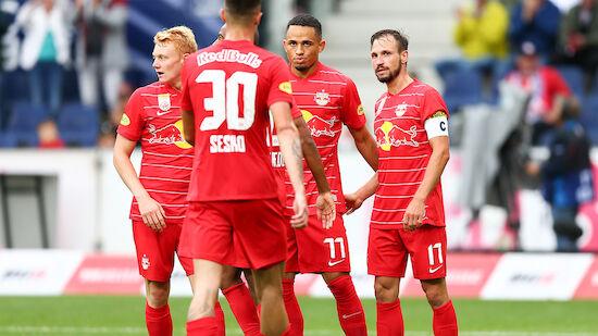 FC Salzburg kennt CL-Playoff-Gegner