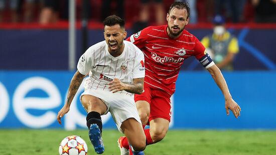 Einzelkritik zu Sevilla gegen Salzburg