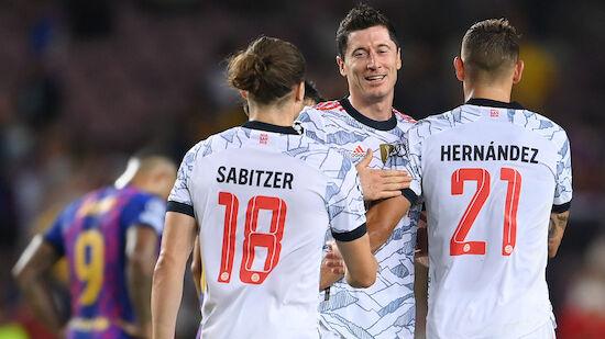 Bayern-Kampfansage an Konkurrenz