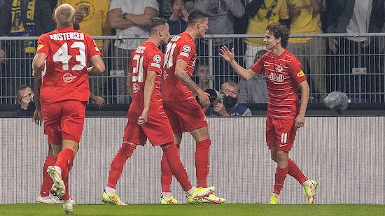 Salzburg startet in Sevilla in CL-Gruppenphase