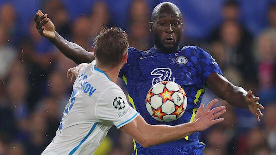Lukaku als Chelsea-Matchwinner, Juve souverän