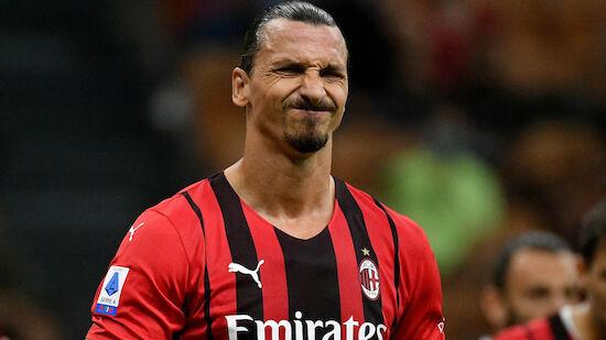 Ibrahimovic verpasst Milan-Comeback in CL
