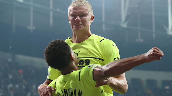 Dortmund startet mit Sieg in CL-Gruppenphase