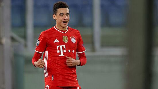 FC Bayern bindet Toptalent Musiala langfristig