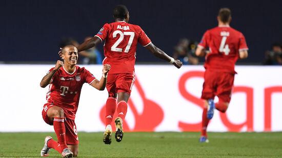 Bayern holen sich das Triple gegen PSG
