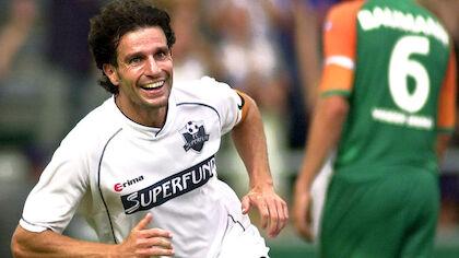 30. Juli 2003: UI Cup, FC Pasching - Werder Bremen (4:0)