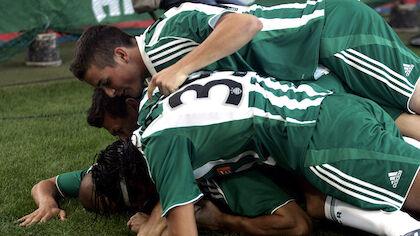 20. August 2009: Europa-League-Qualifikation: Rapid Wien - Aston Villa (1:0)