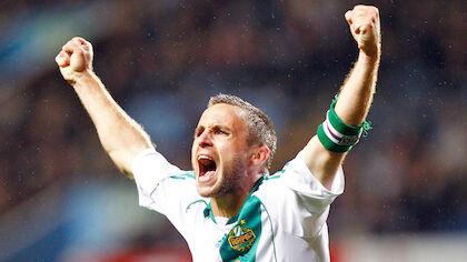 26. August 2010: Europa-League-Qualifikation: Aston Villa - Rapid Wien (2:3)