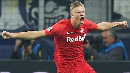 17. September 2019: Champions League: Red Bull Salzburg - KRC Genk (6:2)