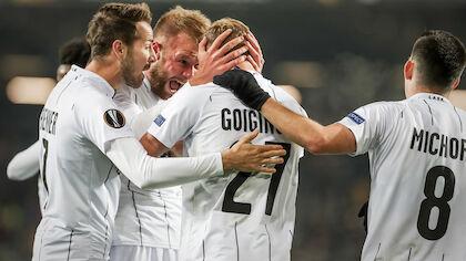 7. November 2019: Europa League: LASK - PSV Eindhoven (4:1)