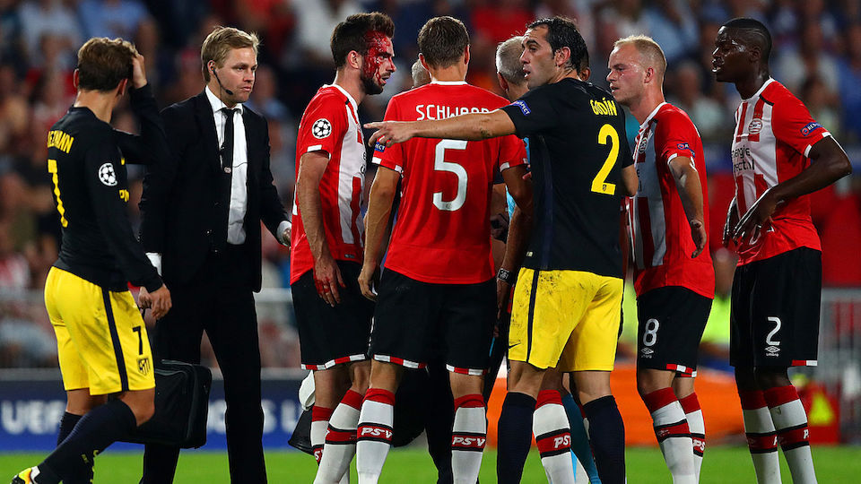 Die besten Bilder vom 1. Spieltag der Champions League