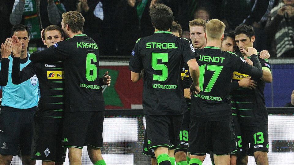 Die besten Bilder vom 4. Champions-League-Spieltag