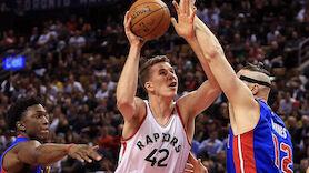 NBA-Spielplan: So startet Pöltl