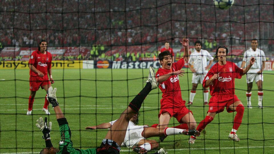 Die 10 legendärsten Fußballspiele der letzten 20 Jahre