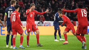 Bayern stellt dt. CL-Rekord auf