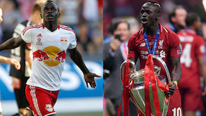 Sadio Mane: Von Salzburg aus zum Topstar