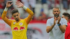 RB Salzburg schiebt CL-Druck weg