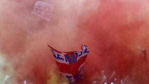 7000 Belgrad-Fans in Salzburg
