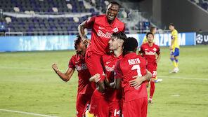 Salzburg winken attraktive Gegner in Gruppenphase