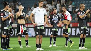 Sturm: Gründe für Aus gegen Ajax