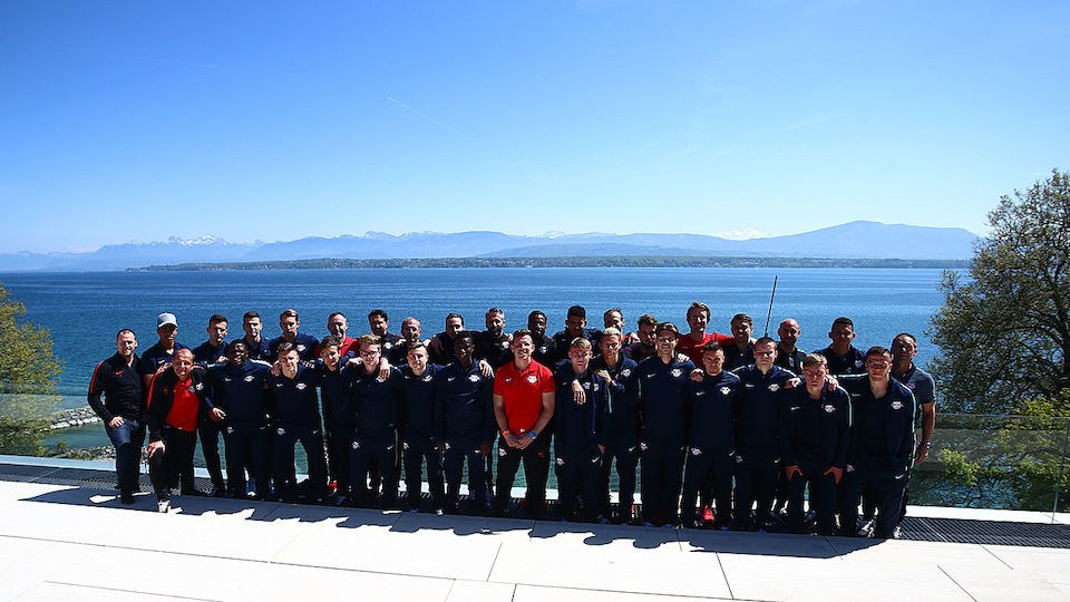 Impressionen vom Youth-League-Finalort Nyon