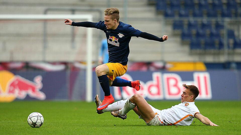 Youth League: Das ist der Kader von Red Bull Salzburg
