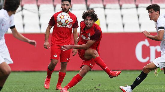 RB Salzburg verpatzt Youth-League-Start in Sevilla