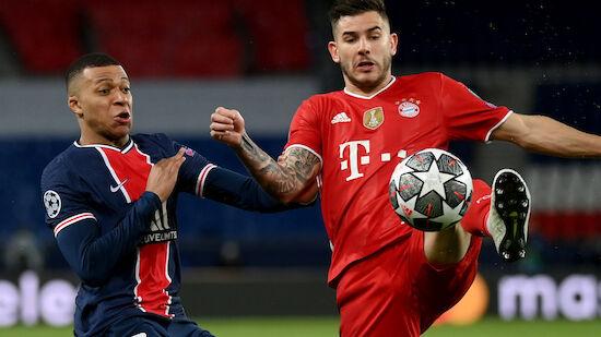 Bayern verabschieden sich mit Sieg in Paris