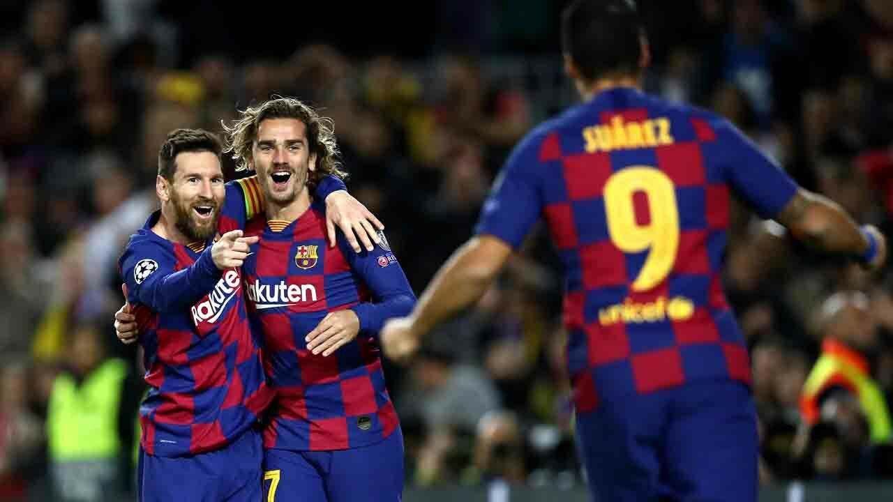 Dortmund Gegen Barcelona