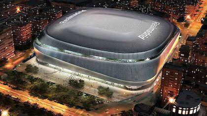 Real Madrid präsentiert spektakuläre Stadion-Pläne - LAOLA1.at