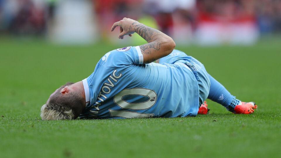 So zog sich Marko Arnautovic seine Verletzung zu