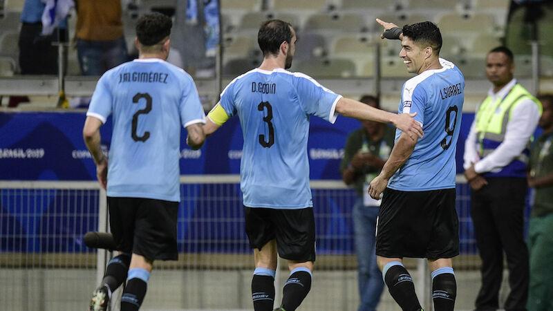Uruguay startet mit Kantersieg in Copa America