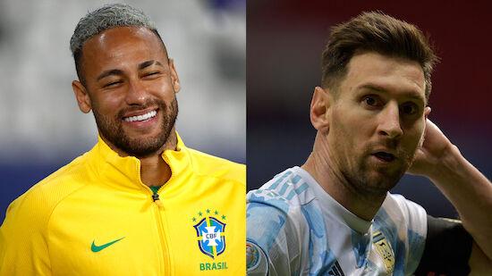 Messi und Neymar zu besten Copa-Spielern gewählt