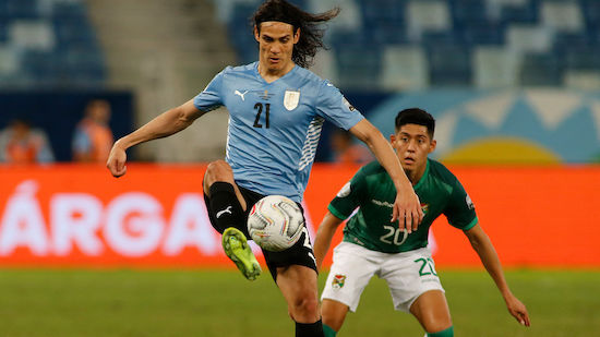 Uruguay feiert ersten Sieg bei Copa America