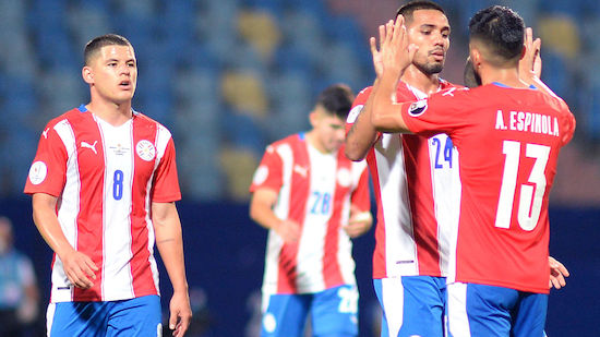 Paraguay erst gegen zehn Bolivier erfolgreich