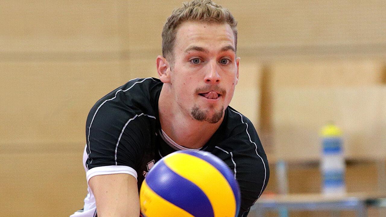 Alexander Berger Mit Perugia Im Finale Der Volleyball Cl Laola1 At